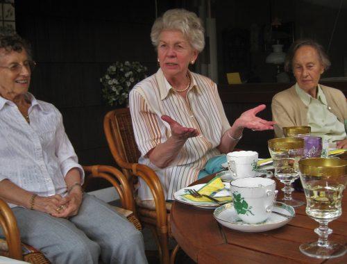 repas en maison de retraite